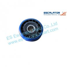 ES-OTP81 OTIS Step Chain Roller 6204