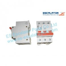 ES-SC104 Schindler Power Switch BKN D16A