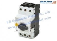 ES-SC229 Schindler Protective Motor Switch NAA299477