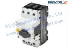 ES-SC228 Schindler Motor Protecting Switch NAA299476