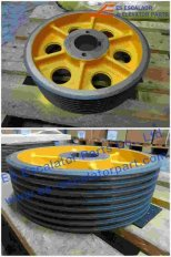 <b>Thyssenkrupp Traction Sheave 200023719</b>