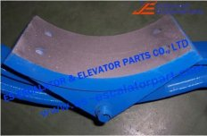 Thyssenkrupp Brake arm shoe 200233014