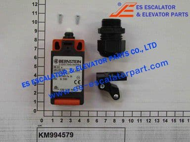 KONE Replaced byKM994579 LIMIT SWITCH