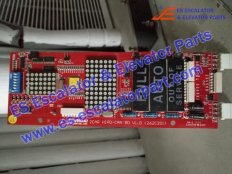 Hyundai Elevator Display Board 262C215