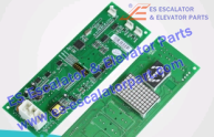 Hitachi SCLC-V1.1 HP dislay board