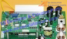 Hitachi SF2-DSC-1200 car door control board
