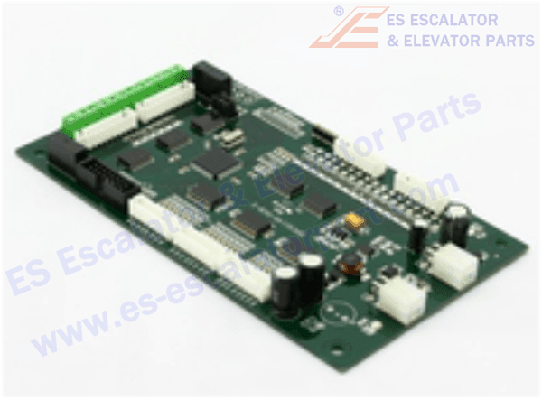 Brilliant ICAL-16 MPK708 Car control printed board