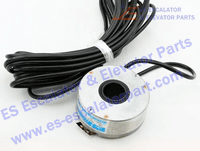 Brilliant TS5208N143 01H100-1024C/T-L3-5V Encoder