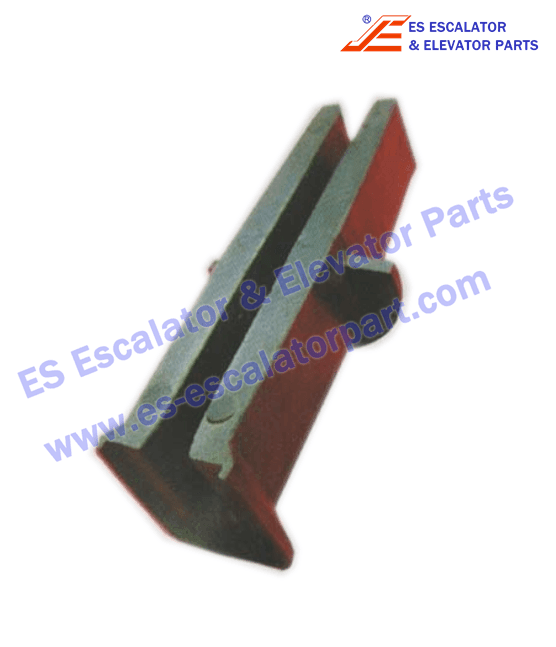 Thyssen Shoe Guide Rail 125x10 For 8mm