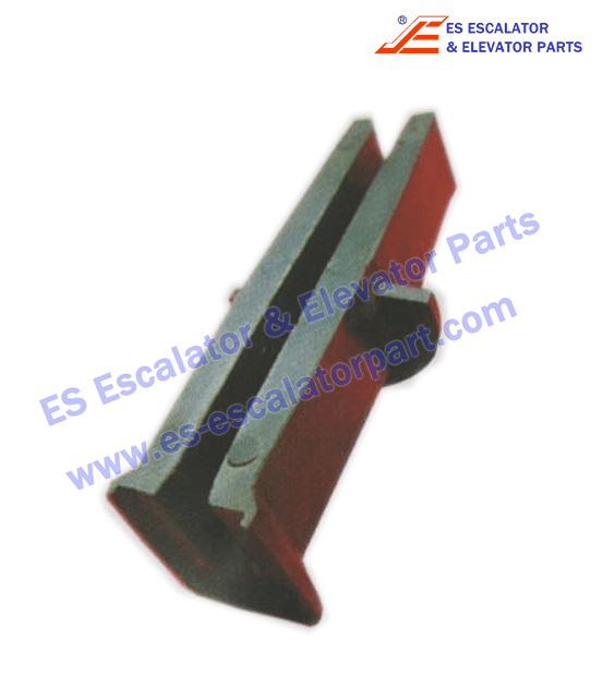 Thyssen Shoe Guide Rail 125x10 For 14mm