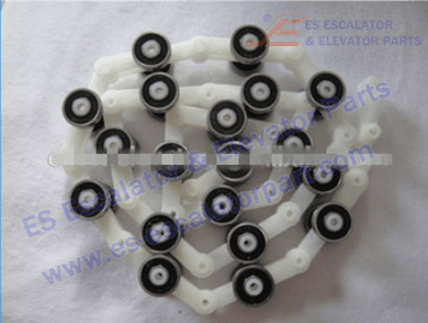 Roller And Wheel NEW 409585