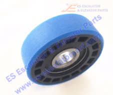 Roller And Wheel NEW 80028600