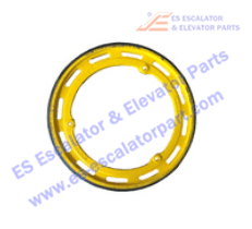 Roller And Wheel NEW 388782