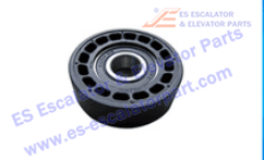 Roller And Wheel NEW DEE4008754