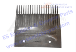COMB PLATE 21502026A