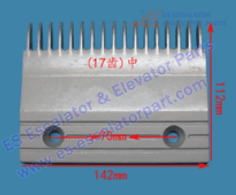 COMB PLATE 22501789
