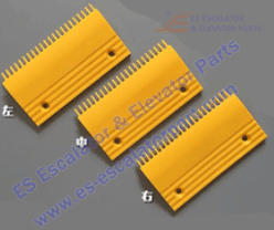 COMB PLATE NEW BEVG