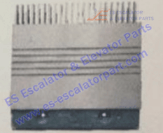 COMB PLATE NEW KM3658827