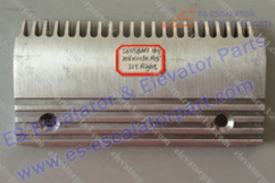 COMB PLATE NEW S655B609H01