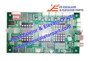 Escalator Part MS3-SG Switch and Board