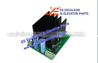 Escalator Part NGF24-25Q Switch and Board