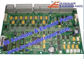 Escalator Part NR-580810 Switch and Board