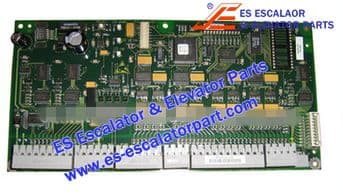 Escalator Part NR-590811 Switch and Board