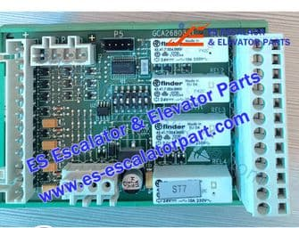 Escalator Part RS4R Switch and Board