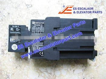 Escalator Part TP1D1810 Switch and Board