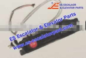 Escalator Part XAA26220D4 Switch and Board