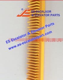 OTIS Escalator Part GO455G12 Step Demarcation NEW