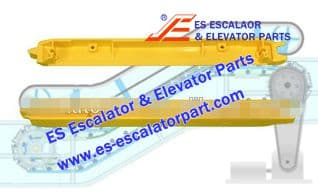 Escalator Part LL28034033 Step Demarcation NEW