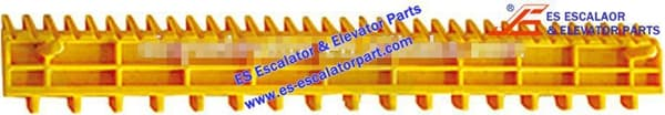 Escalator Part STP002B000-01A Step Demarcation NEW