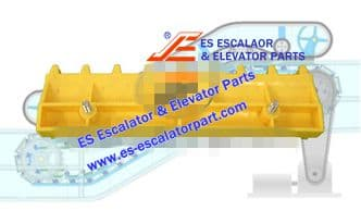 Escalator Part XDDM4095 Step Demarcation NEW