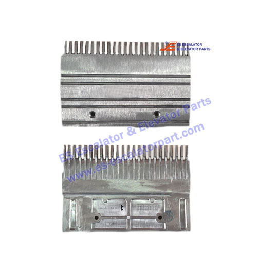 OTIS GAA453BM5 Comb Aluminum Finish P/Ns