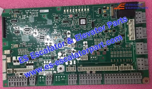 Schindler ID.NR.57813178 communication board