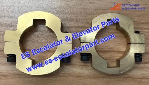 CNIM Escalator 38011215 Buckle
