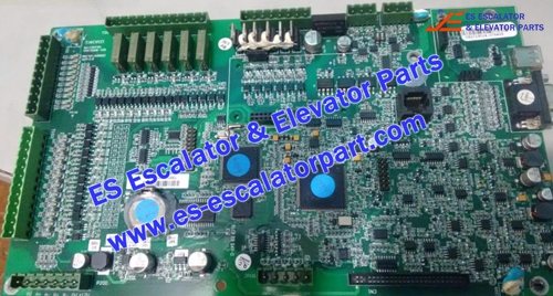 Elevator Part A00021 VER2.1 SWORO Main board