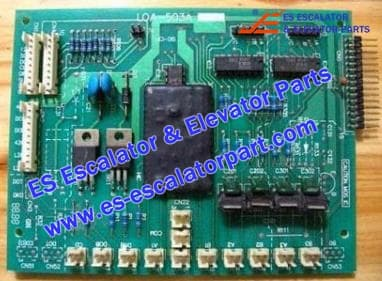 MITSUBISHI Elevator LOA-503A Communication board SPVF