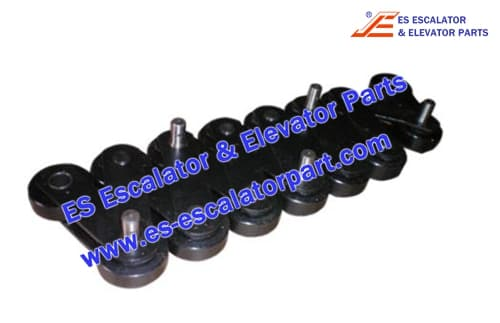 Schindler Escalator Parts Step Chain P=133.33mm,pin=20mm