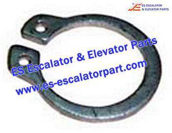 Thyssenkrupp Escalator Parts 7045190000 Position ring DIN471