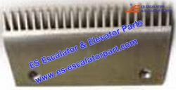 OTIS Escalator Parts SSL-00012 Comb Plate