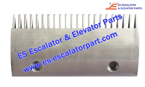 OTIS Escalator Parts DSA2001617 22t Comb Plate