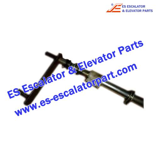 XIZI OTIS Escalator Parts 60NHU496 Step Chain