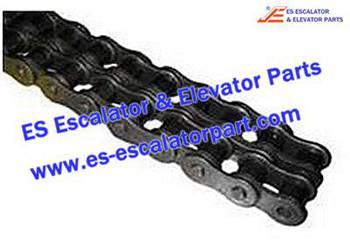 Thyssenkrupp Escalator Parts 1701706500 Roller chain