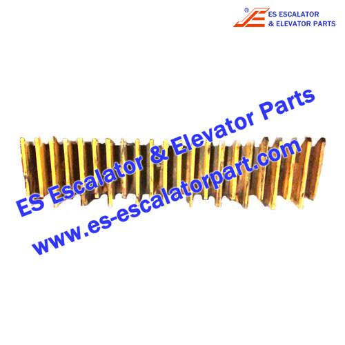 Escalator Parts Step Demarcations