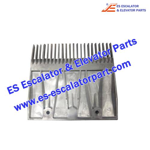 Thyssenkrupp Escalator Parts 300000007488 Comb Plate