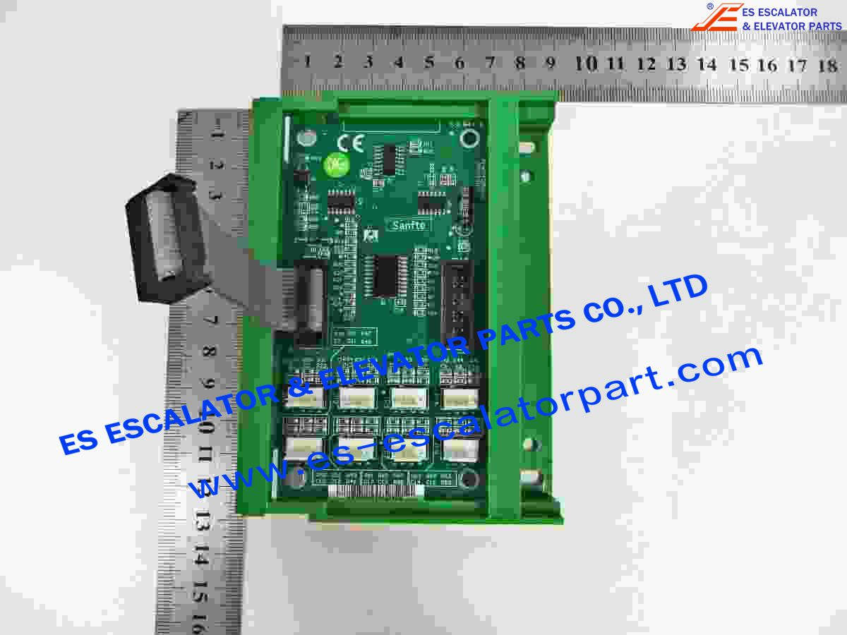 Thyssenkrupp Car Call Control Board 330017488