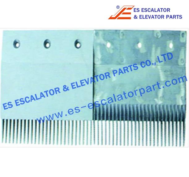 Thyssenkrupp Comb Plate 7450080000 25T