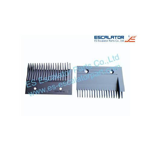 ES-HT026 Comb Plate 22501787A